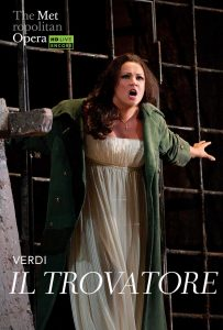The Met: Live in HD presents Il Trovatore - Summer...
