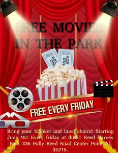 Movie Night @ the Park