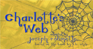 BCT Presents: Charlottes Web
