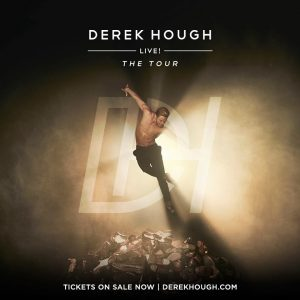 Derek Hough: Live! The Tour