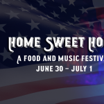 Home Sweet Home, a Food & Music Festival