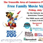 Free Family Movie Night: Rock Dog