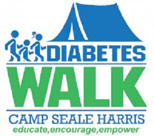 Diabetes Walk for Camp Seale Harris