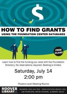 How to Find Grants