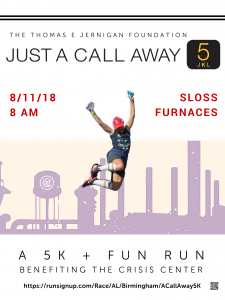 Just A Call Away 5K