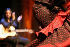 Introduction to Flamenco Dance with Laura P