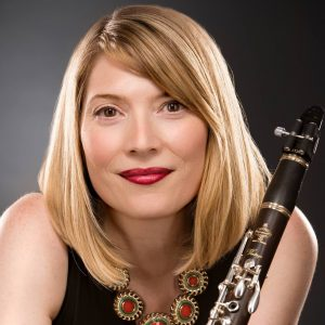 Midday Music: Melissa Lander, clarinet; Charles Kennedy, organ