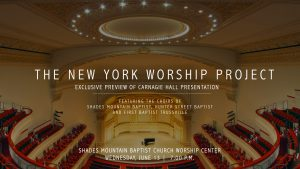 The New York Worship Project
