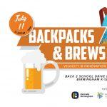 Backpacks & Brews