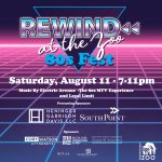 Rewind at the Zoo - 80s Fest