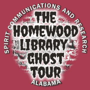 Homewood Library Ghost Tours with S.C.A.R.E.