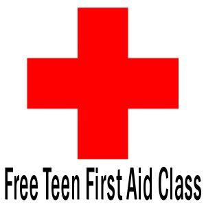 Teen First Aid Class