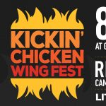 Kickin' Chicken Wing Fest 2018