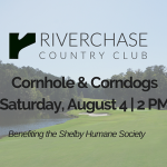 Cornhole & Corndogs at Riverchase Country Club