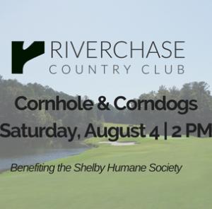 Cornhole & Corndogs at Riverchase Country Club