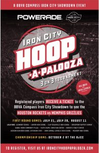 Iron City Hoopapalooza