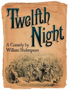 """Auditions for """"Twelfth Night"""""""