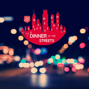 Dinner in the Streets