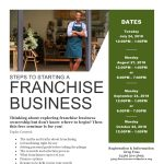 Steps to Starting a Franchise Business
