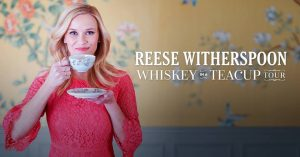 Reese Witherspoon Whiskey in a Teacup Tour