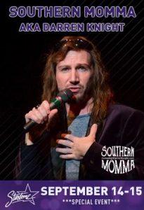 Darren Knight a.k.a. Southern Mama