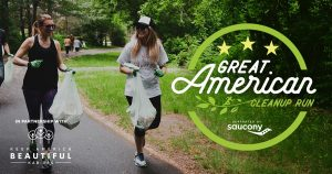 Great American Cleanup Run