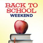 Back To School Weekend