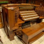 Frederick Teardo, organ