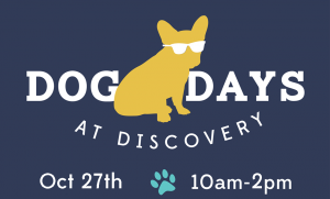Dog Days at Discovery