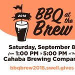 2018 BBQ at the Brew
