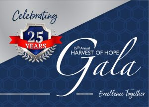 25th Anniversary Gala - Harvest of Hope