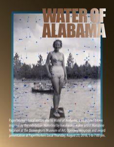 Water of Alabama