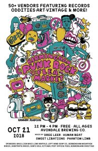 Birmingham Punk Rock Flea Market