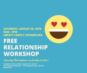 FREE Relationship Workshop