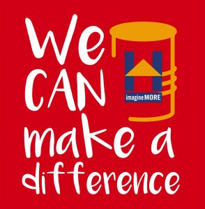 "Food for Fines ""We Can Make a Difference"""