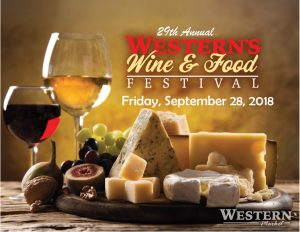 2018 Western's Wine & Food Festival