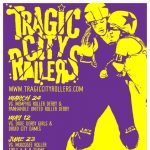 Tragic City Rollers Final Home Bout Double-Header