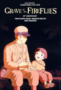 GKIDS Presents Studio Ghibli Fest 2018: Grave of the Fireflies
