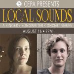 Local Sounds – A Singer/Songwriter Concert Series