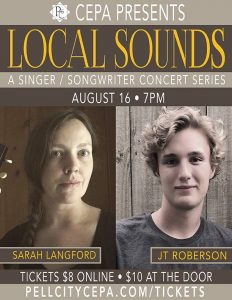 Local Sounds – A Singer/Songwriter Concert Serie...