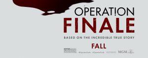 Operation Finale Film Screening