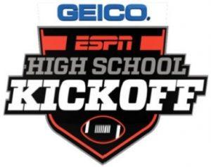 ESPN High School Football Kick Off