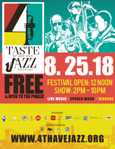 Taste of 4th Ave Jazz Festival