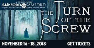 Samford & Samford's The Turn of the Screw