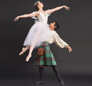 Alabama Ballet presents La Sylphide