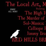 The Local Art, Music, And Brews Show