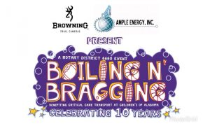 10th Annual Boiling n' Bragging