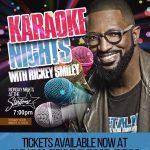 Karaoke Nights with Rickey Smiley