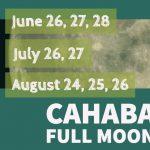 Cahaba Full Moon Paddles