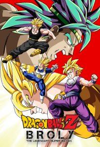 Dragon Ball Z: Broly The Legendary Super Saiyan
